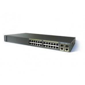 Cisco WS-C2960-24TC-L - سوئیچ 2960 سیسکو