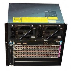 Cisco WS-C4506 – سوئیچ سیسکو با ماجول PoE
