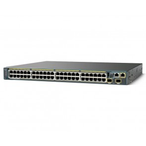 Cisco Switch WS-C2960S-48FPD-L - سوییچ سیسکو