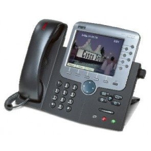 Cisco Unified IP Phone 7970G سیسکو