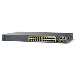 Cisco WS-C2960S-24TS-S-سوئیچ سیسکو