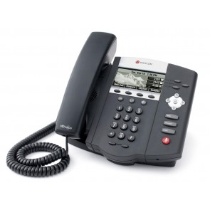 تلفن Polycom SoundPoint IP 450