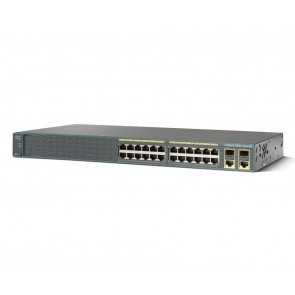 Cisco WS-C2960-24TC-S-سوئیچ سیسکو